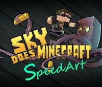 Cuanto Gana Sky Does Minecraft?