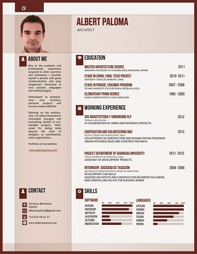 Curriculum Vitae De Aeromozas Professional Writing Services