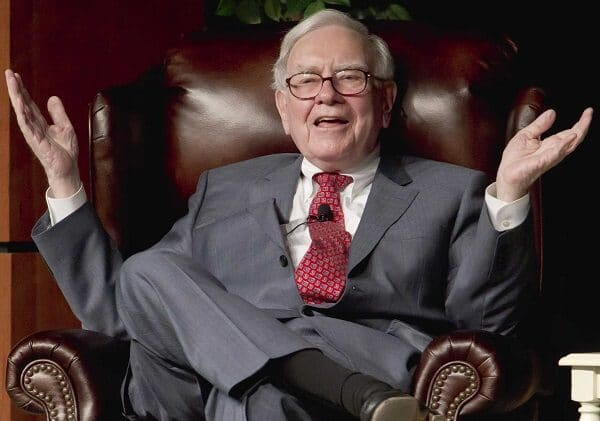 fortuna warren buffett